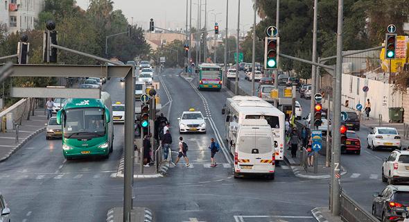 דרך חברון, צילום: עמית שאבי