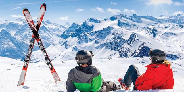 חופשה חורף שלג אירופה אתרי סקי זולים, צילום: snowmagazine