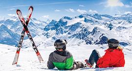 אתר סקי באירופה, צילום: snowmagazine