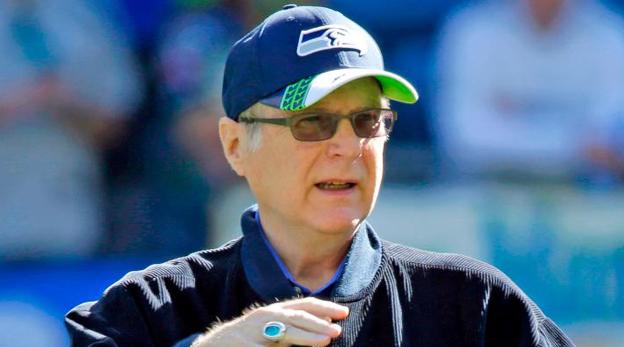 פול אלן ממייסדי מיקרוסופט חולה סרטן , צילום: AP