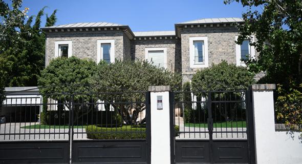 מוטי בן משה בית בסביון, צילום: יאיר שגיא