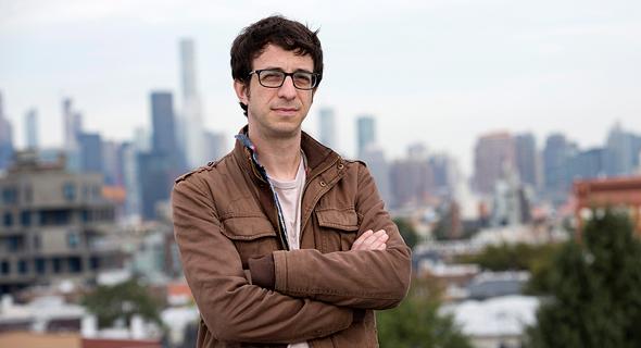Eco Co-Founder Yoni Bloch. Photo: Nadav Neuhaus