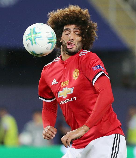 מרואן פלאיני חוטף כדור בפרצוף, צילום: איי פי