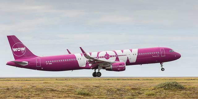 איסלנדאייר יורדת מרכישת חברת הלואו קוסט Wow Air – הקרונה האיסלנדית צונחת