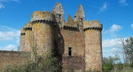 הטירה הצרפתית שאטו אבופינאי , צילום: dartagnans