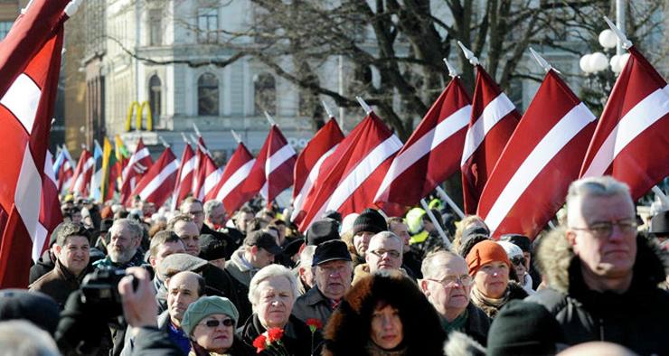 שחיתות בלטביה