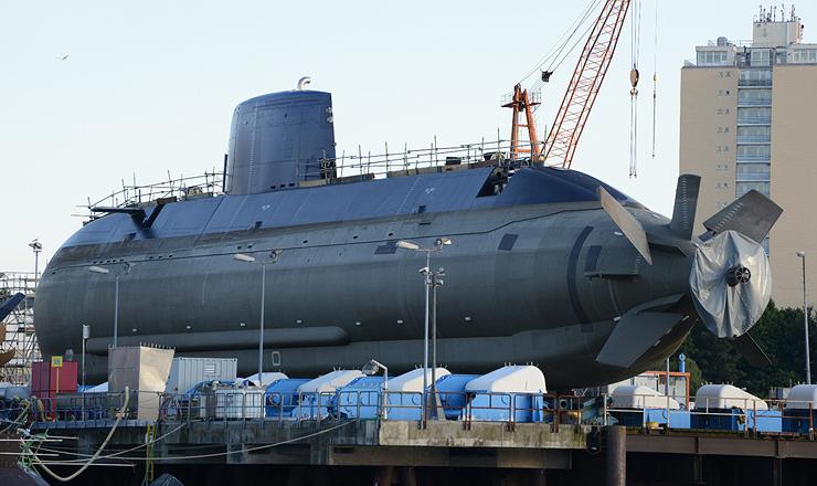ישראל. המשטרה המליצה השבוע להגיש כתבי אישום בפרשת הצוללות