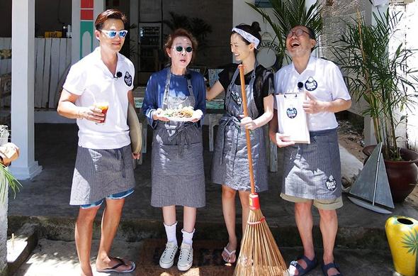 """""""המטבח של יון"""" הקוריאנית, צילום: mirrormedia"""