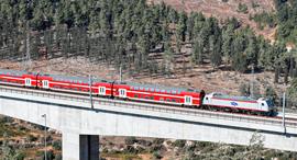 הרכבת לירושלים, צילום: איי אף פי