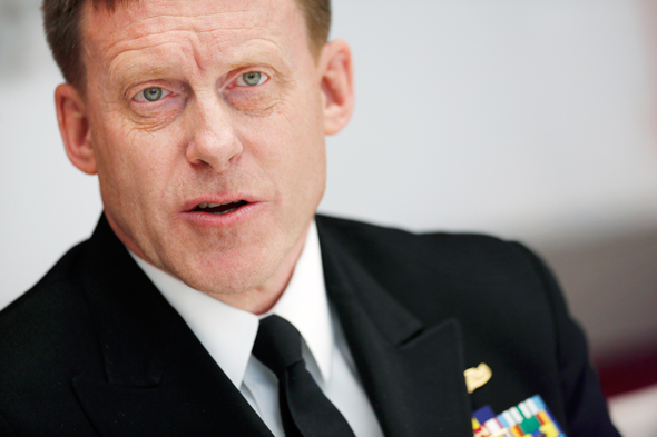 Former NSA Director Mike Rogers. Photo: Bloomberg