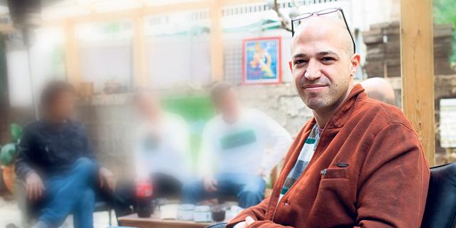 צחי כהן, צילום: טל שחר
