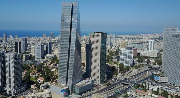 מגדל שרונה בתל אביב