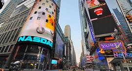 The Nasdaq stock exchange in New York. Photo: Shutterstock