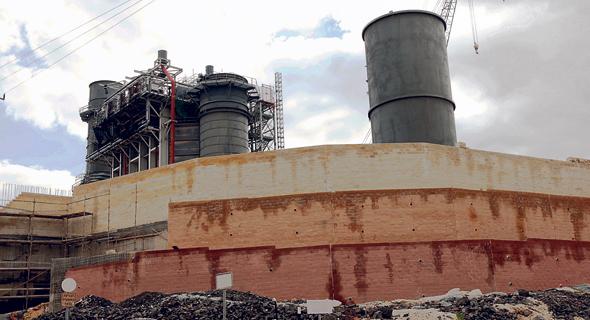 תחנת הכוח אלון תבור של חברת החשמל