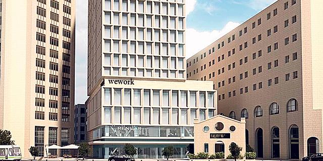 WeWork מקפיאה את הפרויקטים של מתחמי המגורים המשותפים בישראל