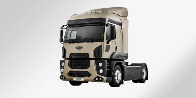 משאית פורד, צילום: יצרן