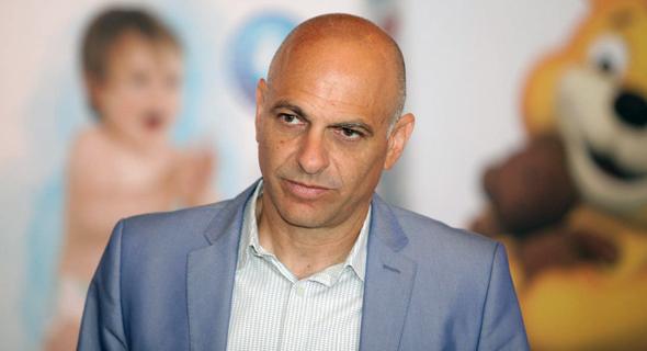 עופר לוי סמנכל שיווק וסחר סופר פארם, צילום: אוראל כהן