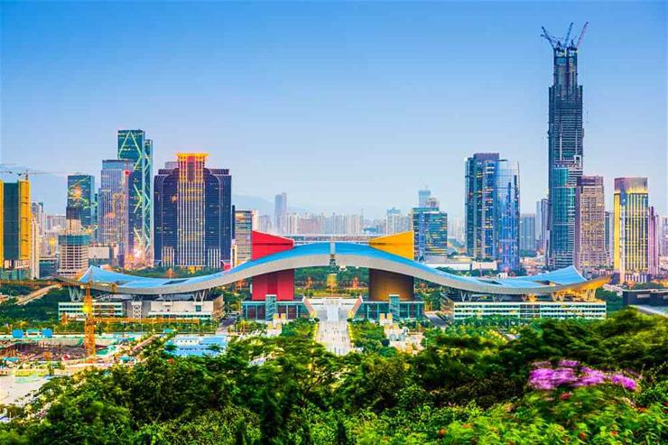 במקום ה-10: שנזן, סין, צילום: שאטרסטוק