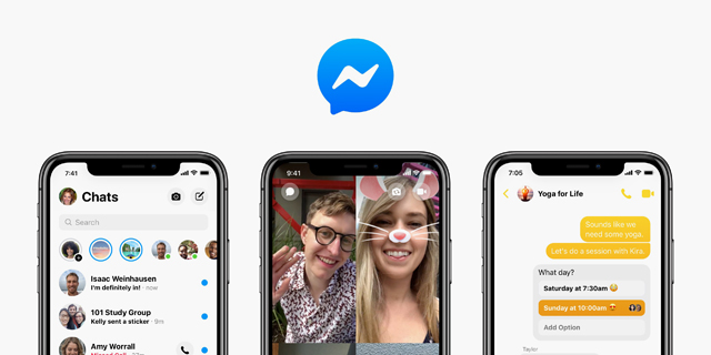 לא רק הודעות: חמישה טיפים צבעוניים לפייסבוק מסנג'ר