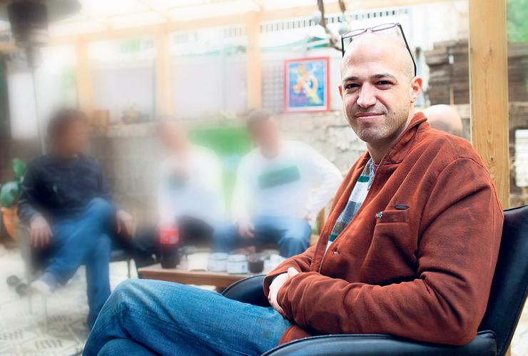 """כהן ב־2011. אחרי שהפסיק לחלק בחינם הקים מרפאות מיוחדות, מעבדה - ושלל שלוחות בחו""""ל, צילום: טל שחר"""