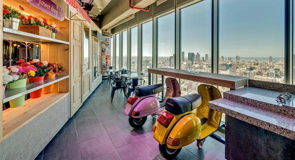 משרדי גוגל תל אביב רחוב יגאל אלון, צילום: איתי סיקולסקי