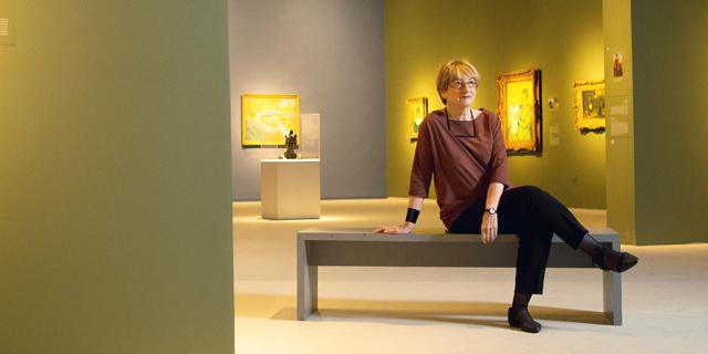 """מנכ""""לית מוזיאון ת""""א: """"זו פריבילגיה, חוויה אדירה ושיעור מרתק"""""""