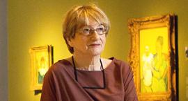 סוזן לנדאו, צילום: תומי הרפז