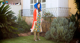 הפקת אופנה, צילום: רוני כנעני