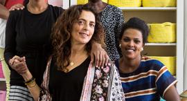 מגזין נשים 31.10.18 קוצ'ינטה נשים אפריקאיות סלים דידי , צילום: תומי הרפז