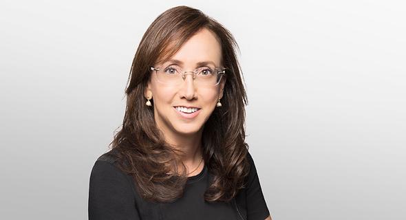 Karin Meir Rubenstein, the CEO and President of IATI. Photo: Yoram Reshef