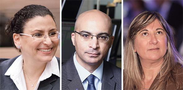 זהבית כהן, ברק סורני ומיכל עבאדי בויאנג