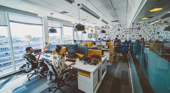 הסטודיו לעיצוב חווית משתמש באלעד (לשעבר נטקראפט), צילום: ויקטור לוי