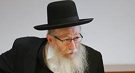יעקב ליצמן, צילום: אייל בסון
