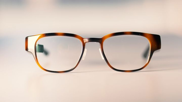 מבחוץ, משקפיים רגילים לגמרי, צילום: North