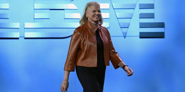 """מנכ""""לית IBM ג"""