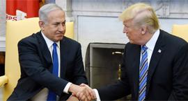 U.S. President Donald Trump and Israeli Prime Minister BEnjamin Netanyahu. Photo: Reuters