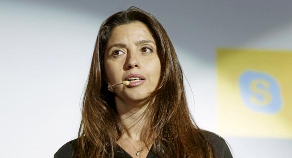 Hila Goldman-Aslan, the CEO and co-founder of DiA. Photo: Amit Sha'al