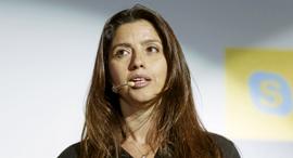 """הילה גולדמן אצלאן מייסדת ומנכ""""לית Imagin Dia, צילום: עמית שעל"""