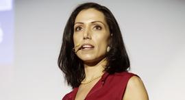 """ד""""ר לירז מרגלית מנהלת מחקר התנהגותי ב Clicktale, צילום: עמית שעל"""