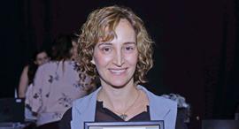 עינת גז מייסדת מנכלית פאפיה גלובל , צילום: אוראל כהן