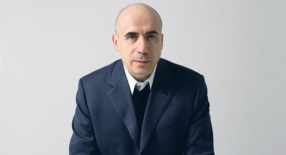 Yuri Milner. Photo: Amit Sha'al
