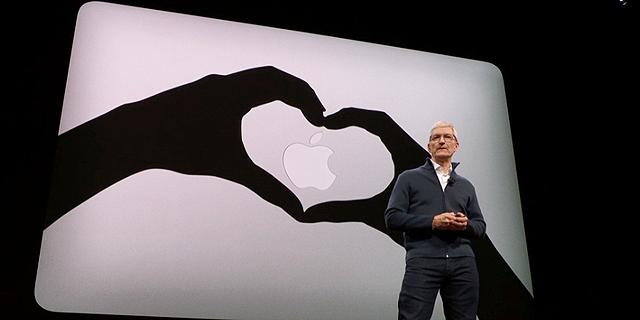 הקניות החשאיות של אפל: רוכשת סטארט-אפ כל שבועיים-שלושה