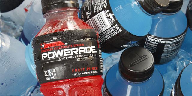 קוקה קולה תייבא לארץ את המשקה האיזוטוני POWERADE