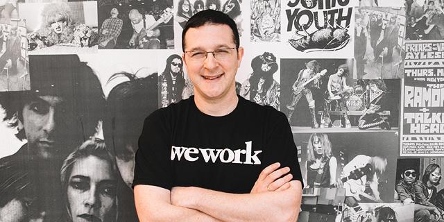 חברת WeWork תשיק תוכנית סטארט-אפים בחיפה