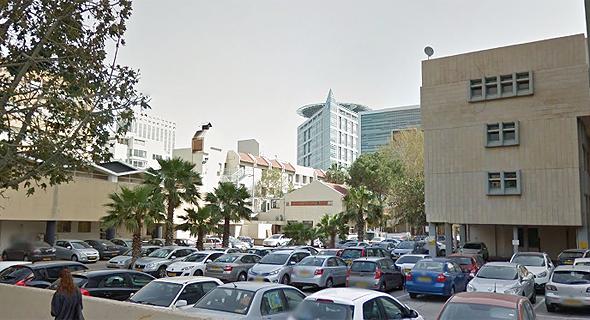 בניין ויצו בשדרות דוד המלך בתל אביב