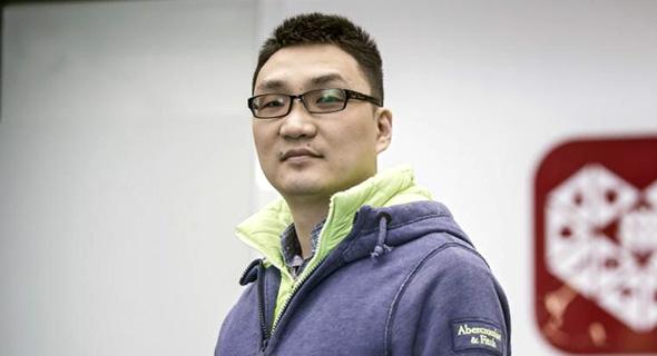 קולין חואנג,  מייסד פינדואודואו , צילום: בלומברג