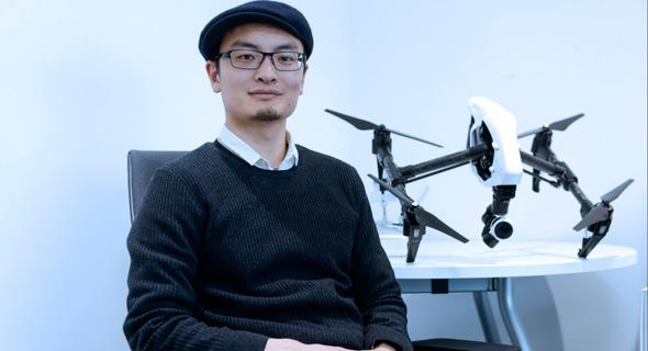 פרנק וואנג, מייסד DJI , צילום: גטי