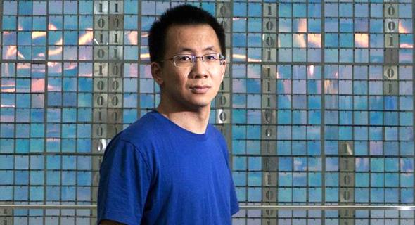 ג'אנג יימינג, מייסד בייטדאנס בעלת טיקטוק