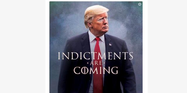 """""""החורף של טראמפ מגיע"""": המם של נשיא ארה""""ב מטריף את הרשת"""
