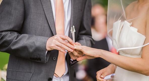 חתונה (אילוסטרציה), צילום: Pexels